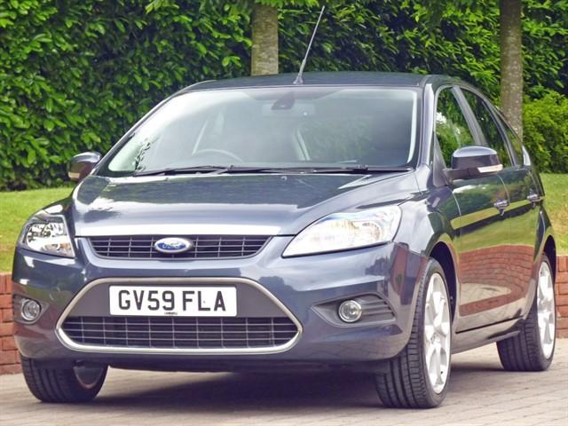 used Ford Focus 2.0 TDCI TITANIUM  in dorset