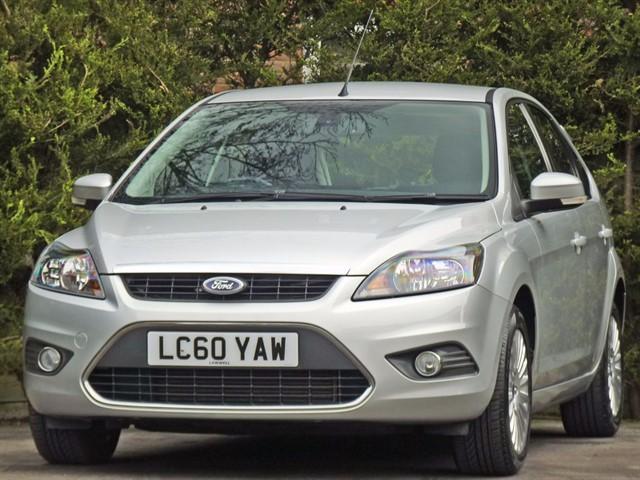used Ford Focus 1.6 TDCi TITANIUM  in dorset