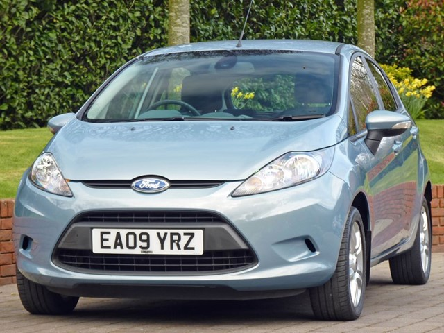 used Ford Fiesta Style Plus in dorset