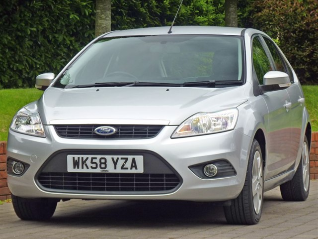 used Ford Focus 1.6 STYLE in dorset