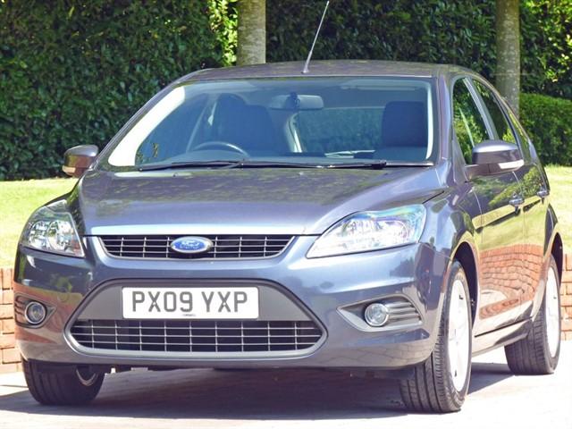 used Ford Focus ZETEC in dorset