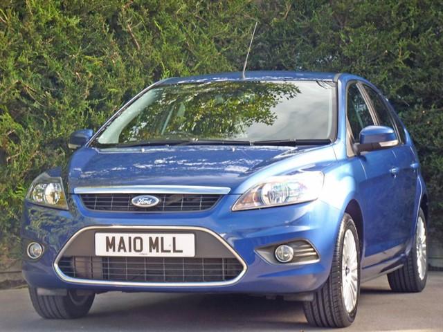 used Ford Focus 1.6 TITANIUM AUTOMATIC in dorset