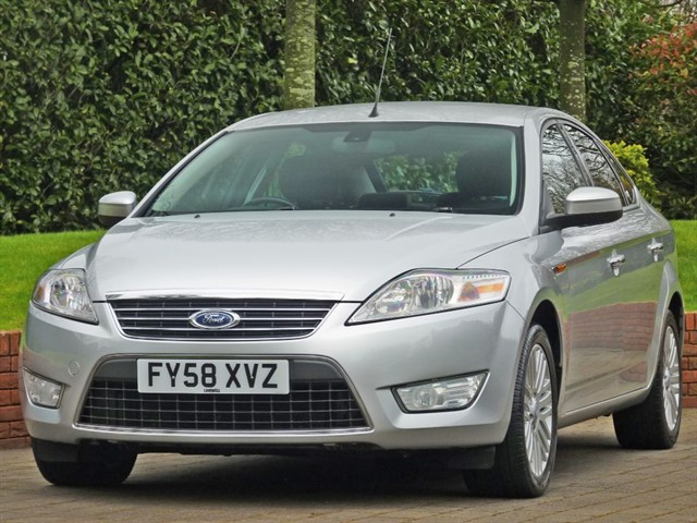 used Ford Mondeo TDCI GHIA  in dorset