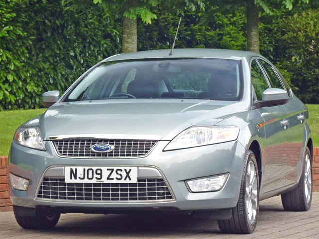 used Ford Mondeo TDCi TITANIUM  in dorset