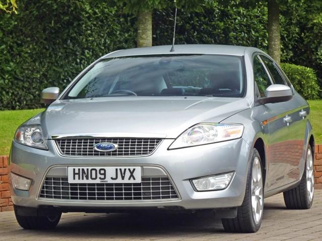 used Ford Mondeo 2.0 TDCI TITANIUM X  in dorset