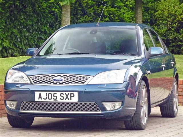 used Ford Mondeo TITANIUM X 3.0 V6 200bhp in dorset