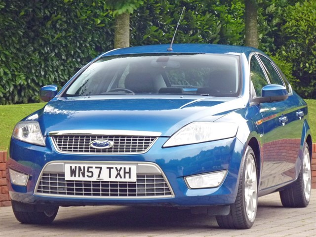 used Ford Mondeo TITANIUM in dorset