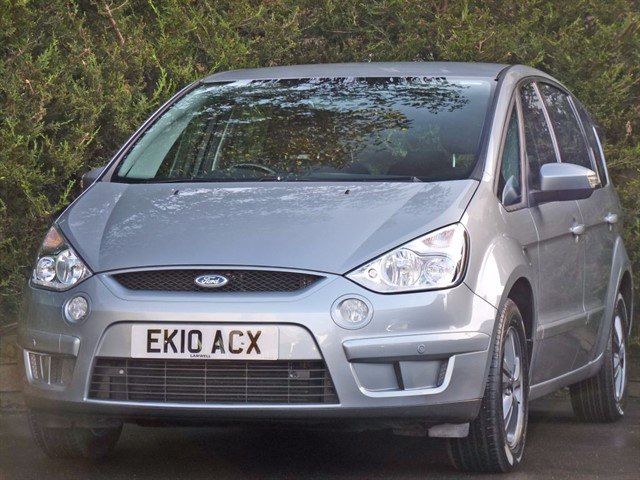 used Ford S-Max ZETEC TDCI 6 SPEED in dorset