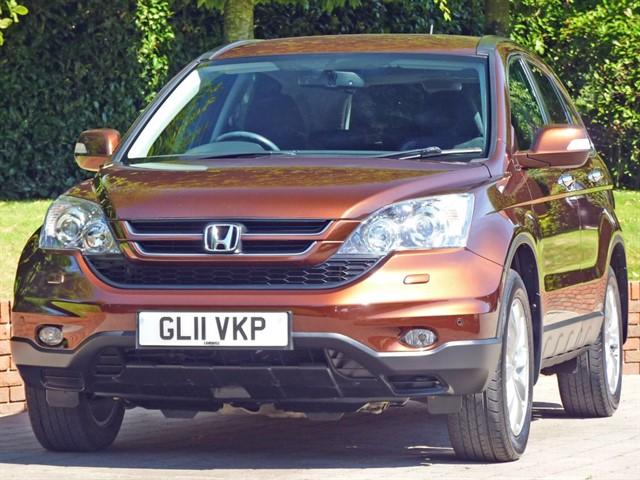 used Honda CR-V I-DTEC ES in dorset
