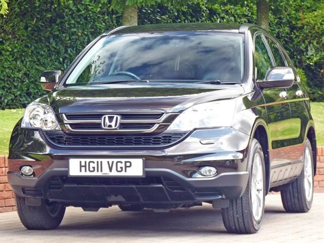 used Honda CR-V I-VTEC ES-T  AUTOMATIC in dorset