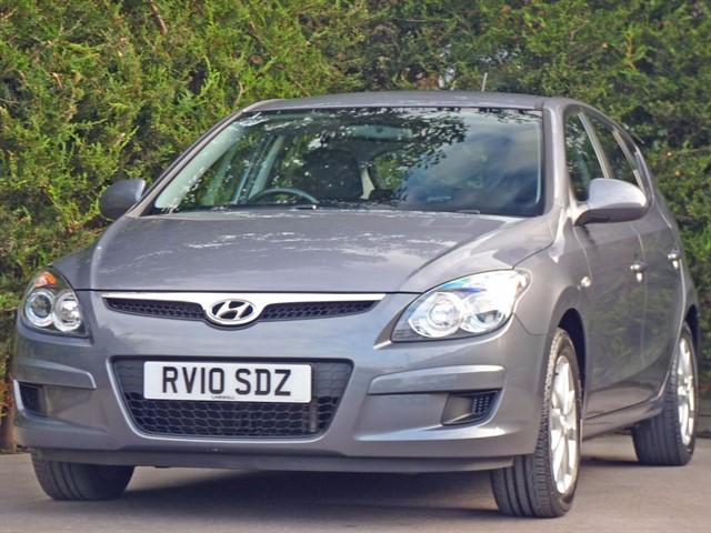 used Hyundai i30 1.6 CRDi COMFORT in dorset