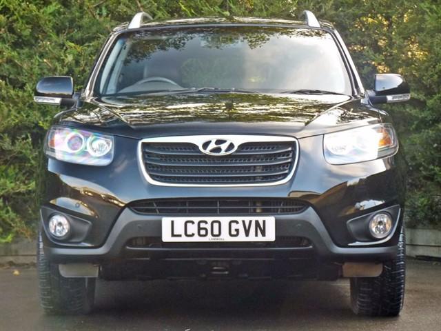 used Hyundai Santa Fe 2.2 CRDi PREMIUM AUTOMATIC in dorset