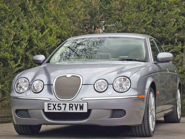 used Jaguar S-Type 2.7 V6 SE TURBO DIESEL in dorset