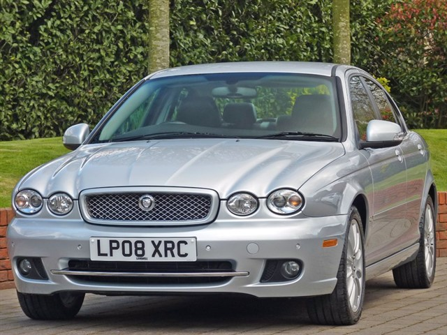 used Jaguar X-Type 2.2D S Auto in dorset