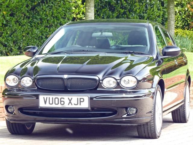 used Jaguar X-Type 2.2 Turbo Diesel S in dorset