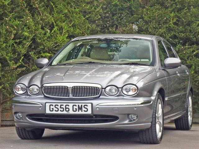 used Jaguar X-Type 2.0 SE TURBO DIESEL in dorset