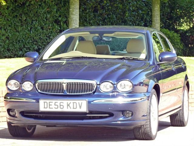 used Jaguar X-Type V6 SE in dorset