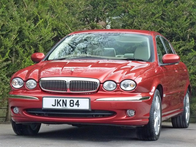 used Jaguar X-Type 3.0 V6 SOVEREIGN AUTOMATIC in dorset