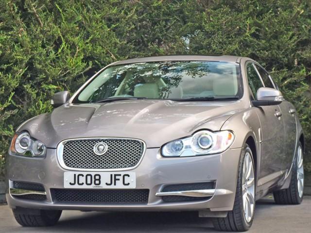 used Jaguar XF 2.7 V6 PREMIUM LUXURY  in dorset