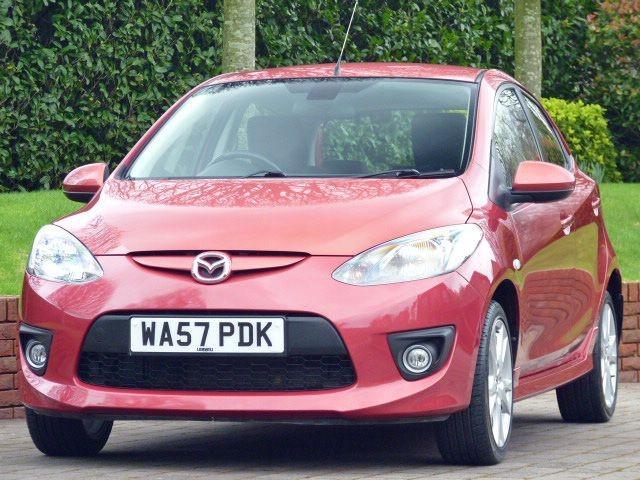 used Mazda Mazda2 1.5 Sport in dorset