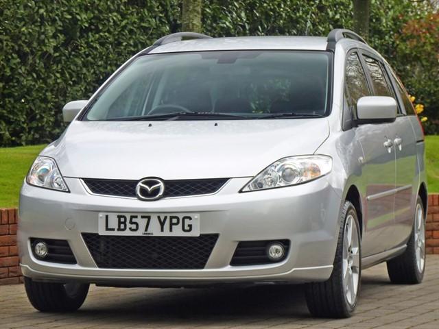 used Mazda Mazda5  SPORT in dorset