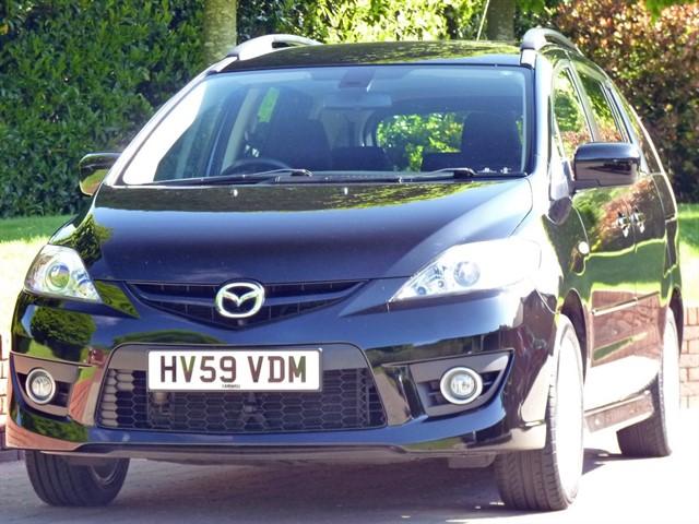 used Mazda Mazda5 2.0 SPORT  in dorset