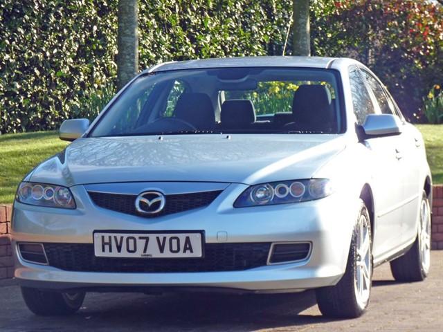 used Mazda Mazda6 KATANO  in dorset