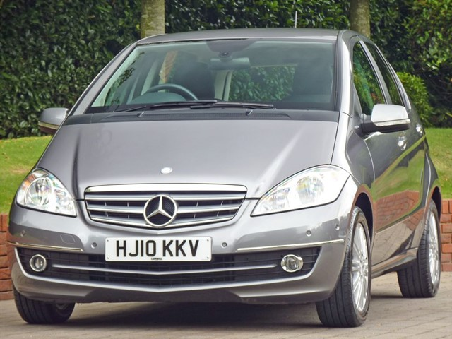 used Mercedes A160 BLUEEFFICIENCY ELEGANCE SE in dorset