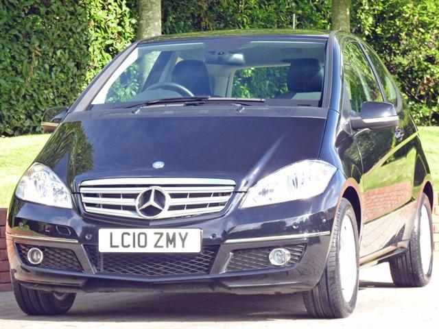 used Mercedes A160 AVANTGARDE SE in dorset