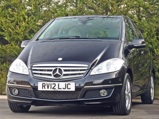 used Mercedes A180 CDI AVANTGARDE SE  AUTROMATIC in dorset