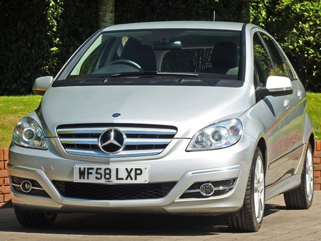used Mercedes B150 SPORT AUTOMATIC in dorset
