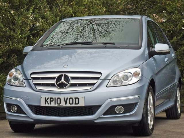 used Mercedes B160 1.5 SE AUTOMATIC in dorset