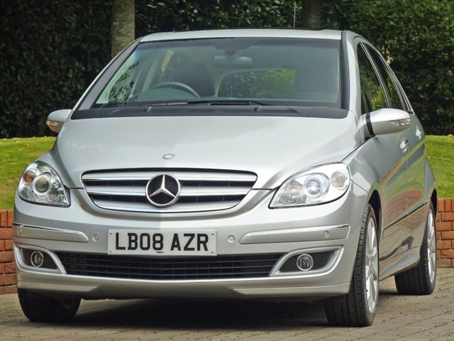 used Mercedes B170 1.7 SE AUTOMATIC in dorset