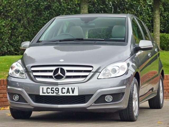 used Mercedes B180 1.7 BLUEEFFICIENCY SE in dorset