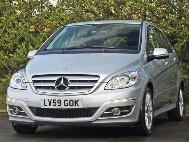 used Mercedes B180 1.7 SPORT AUTOMATIC in dorset