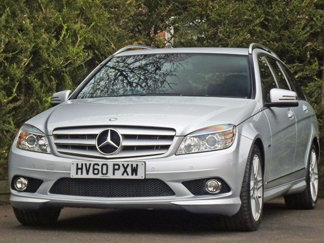 used Mercedes C180 CGI BLUEEFFICIENCY SPORT AUTOMATIC in dorset