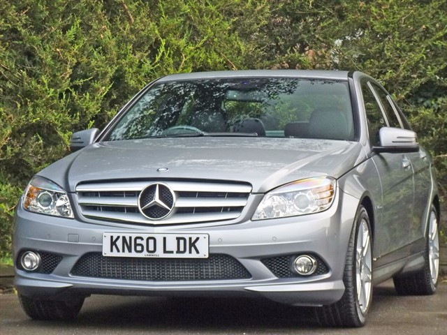 used Mercedes C250 CGI SPORT BLUEEFFICIENCY AUTOMATIC in dorset