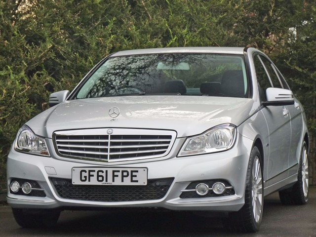 used Mercedes C180 BLUEEFFICIENCY ELEGANCE EDITION AUTOMATIC in dorset