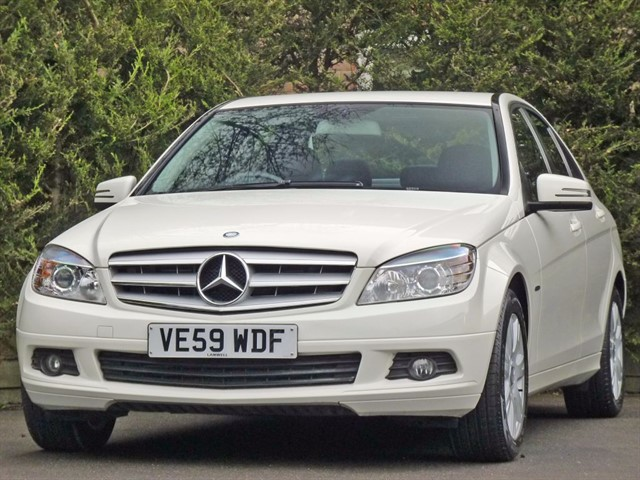 used Mercedes C180 K BLUEEFFICIENCY EXECUTIVE SE in dorset