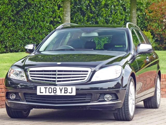 used Mercedes C200 2.1 CDI ELEGANCE in dorset