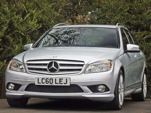 used Mercedes C220 2.1 CDI BLUEEFFICIENCY SPORT in dorset