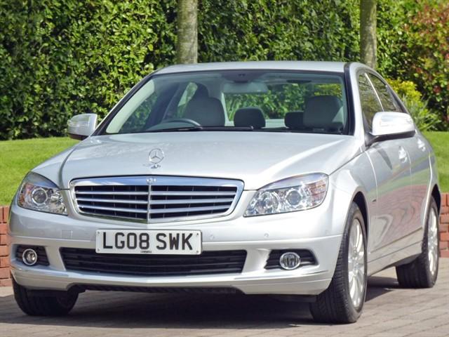 used Mercedes C220 CDI ELEGANCE in dorset