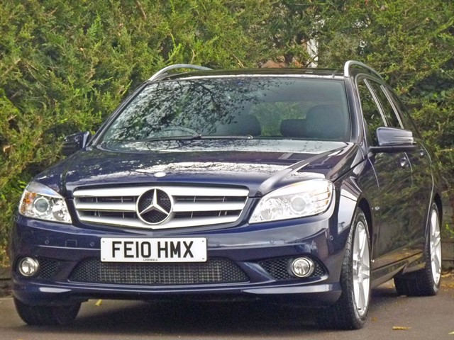 used Mercedes C250 CDI BLUEEFFICIENCY SPORT AUTOMATIC in dorset