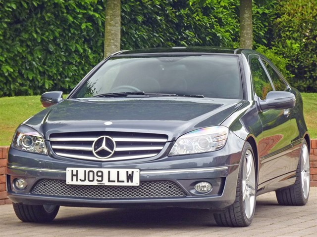used Mercedes CLC180 Sport Kompressor Automatic in dorset