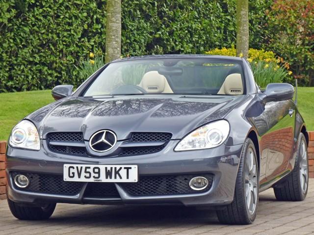 used Mercedes SLK200  KOMPRESSOR Auto in dorset