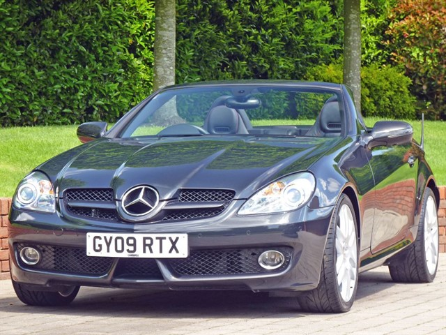 used Mercedes SLK 200 KOMPRESSOR in dorset