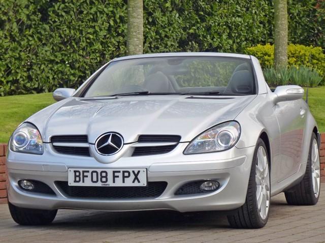 used Mercedes SLK280  in dorset
