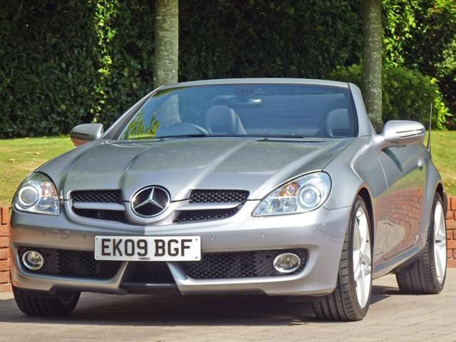 used Mercedes SLK 280 AUTOMATIC 3.0 V6 Sports Roadster in dorset