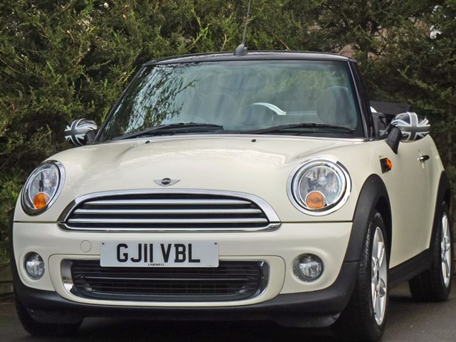 used MINI Convertible ONE Salt Pack in dorset