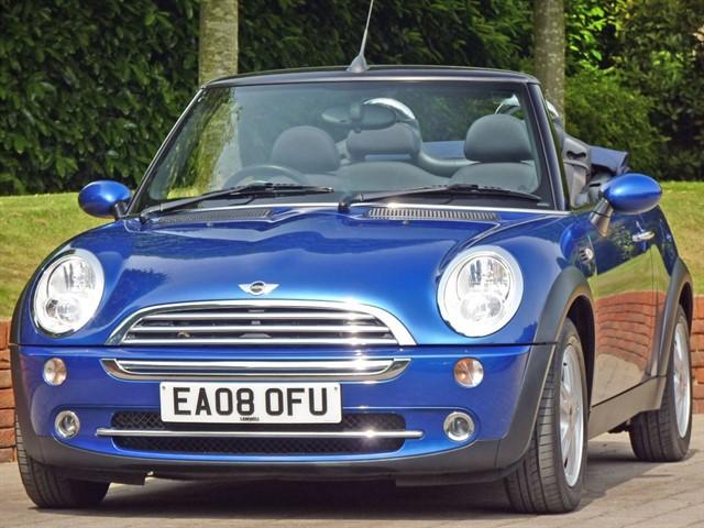 used MINI Cooper 1.6 Automatic in dorset